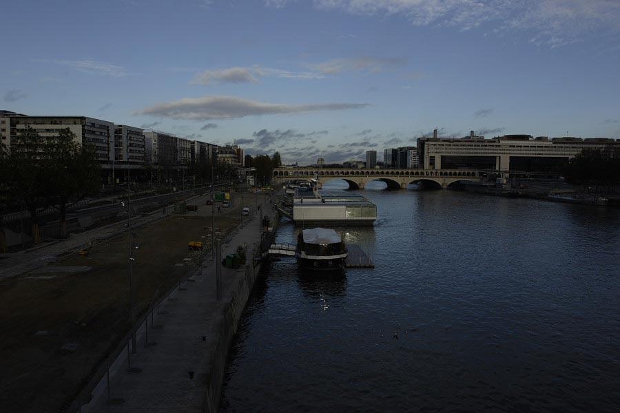 Piscine sur Seine