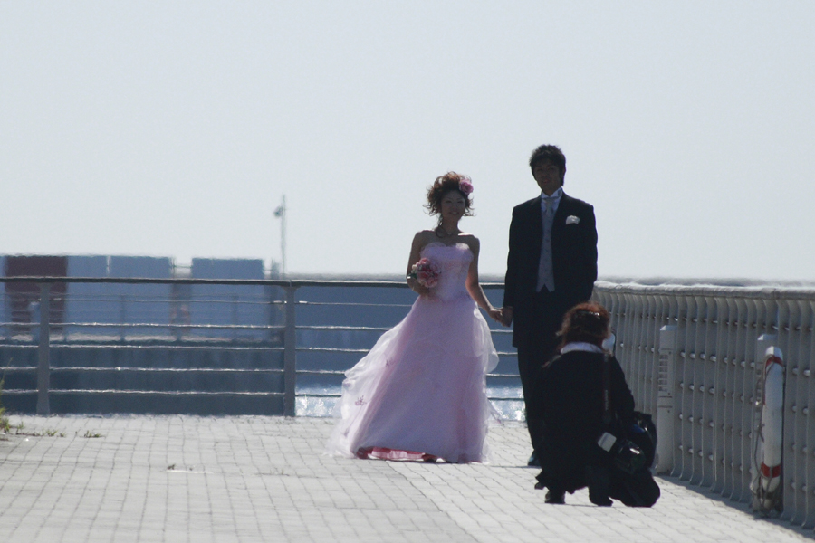 Japan Occidental Wedding