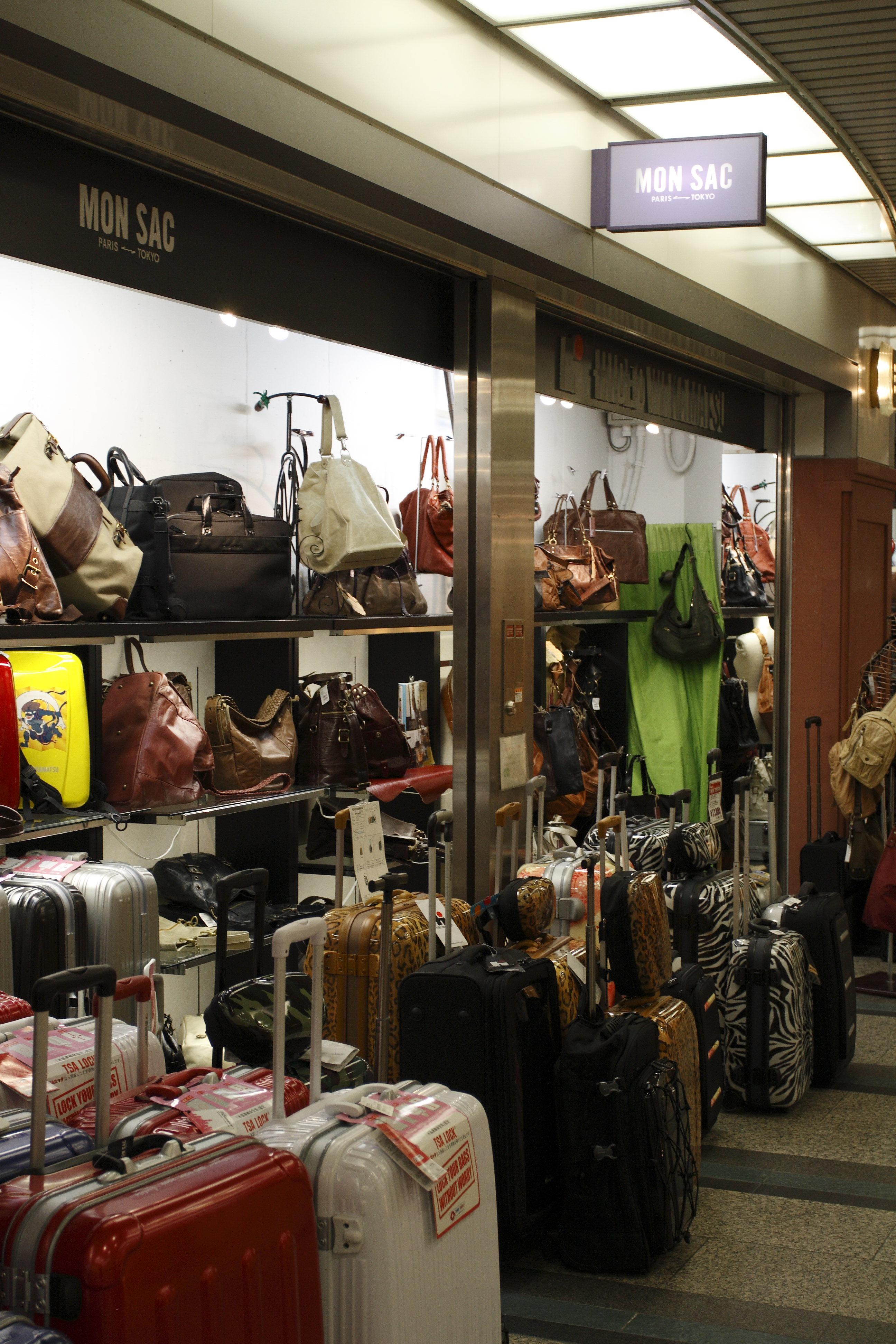 Mon sac Paris Tokyo